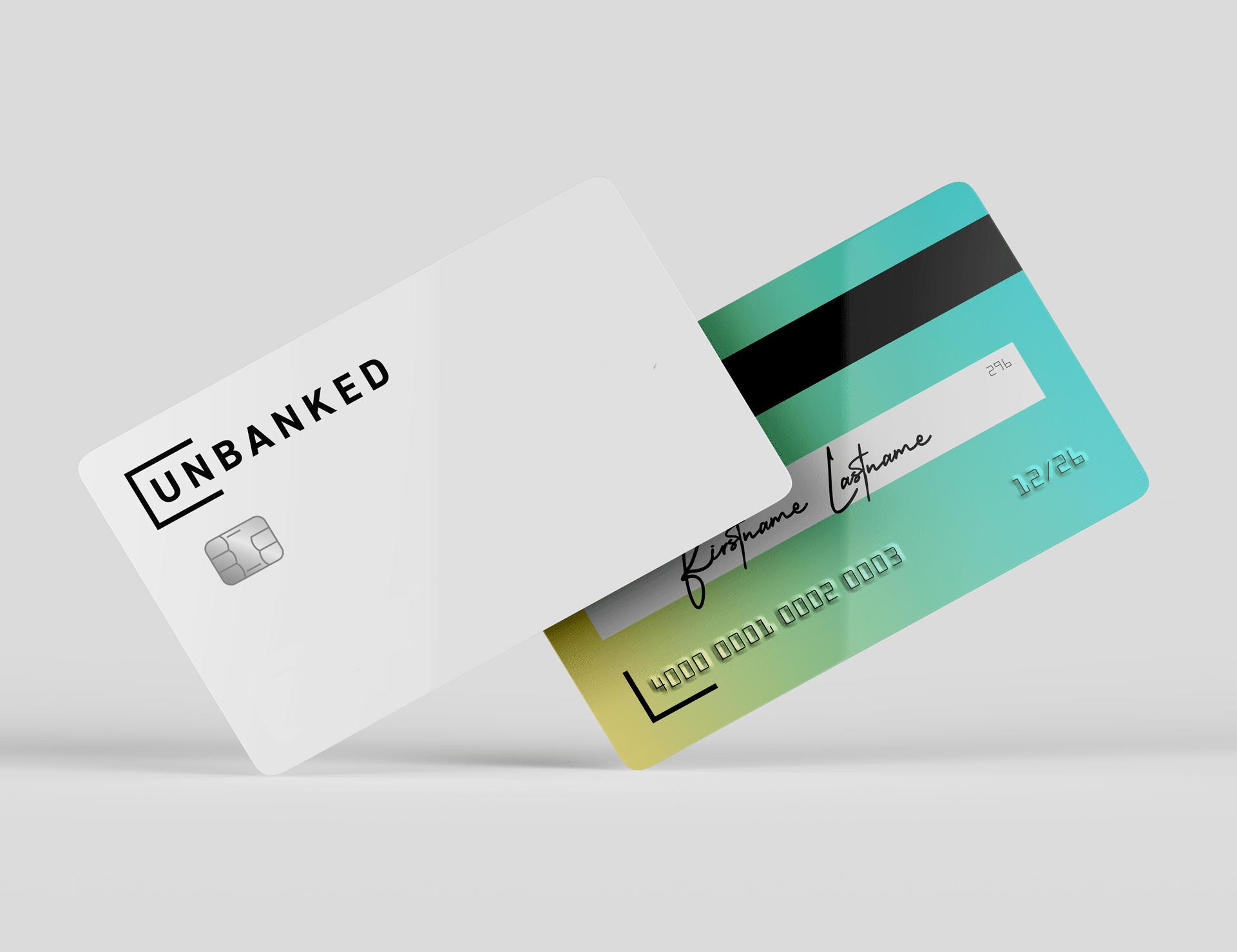Unbanked Card