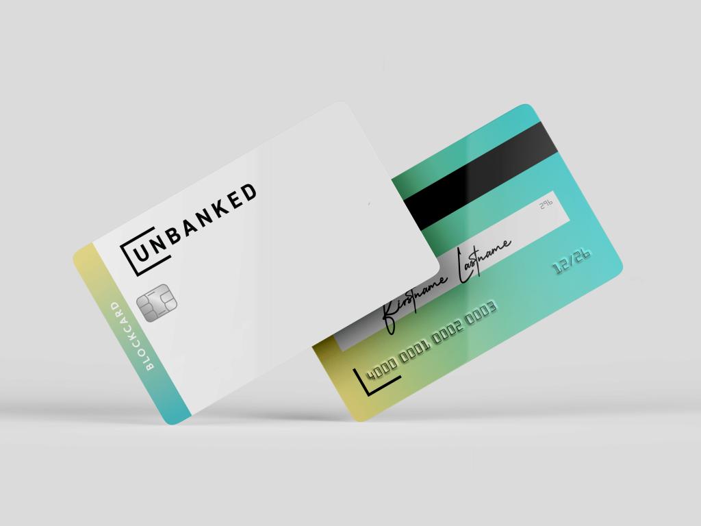Unbanked Blockcard
