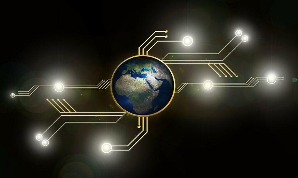 Cryptocurrency around the world